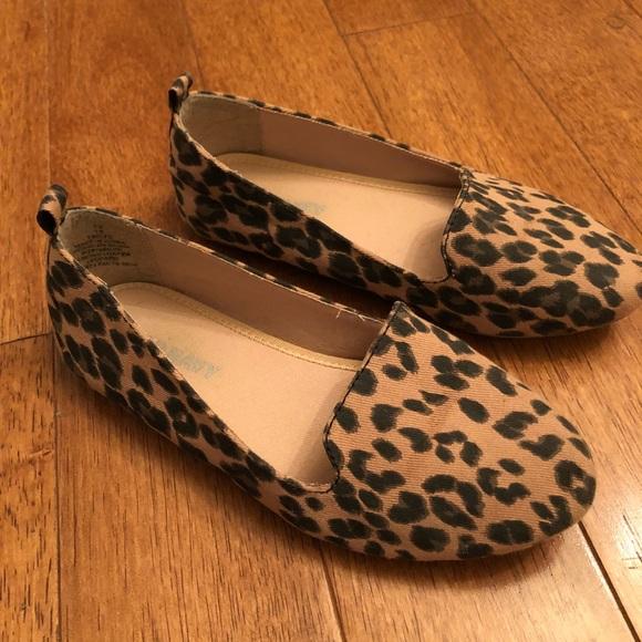 Kids Leopard Print Flats | Poshmark